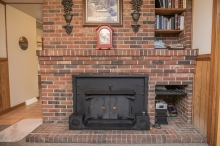 BOYDTON FIREPLACE